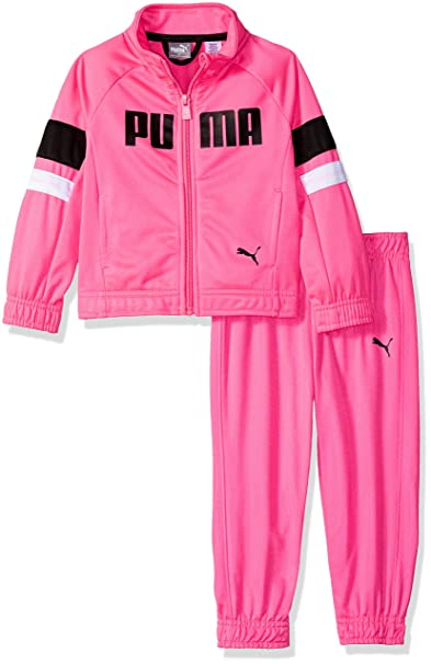 c9d2efba20 PUMA Girls Girls' Jogger Set Sweatpants: Amazon.ca: Clothing ...