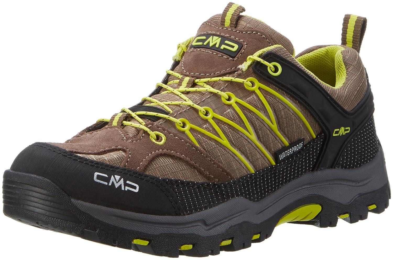 Braun (Tabacco) CMP Unisex-Erwachsene Rigel Trekking-& Wanderstiefel