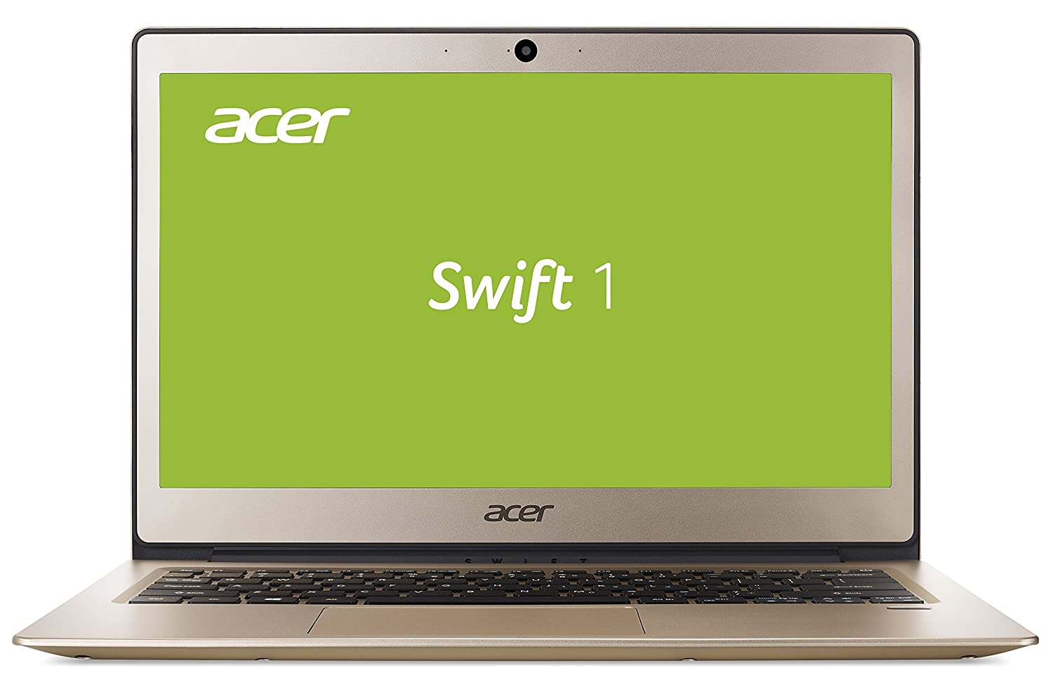 Acer Swift 1 SF113-31-P63H Notebook Quad Core N4200 SSD matt Full HD Windows 10: Amazon.es: Informática