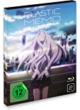 Plastic Memories – Vol. 2/Ep.7-13 [Blu-ray] [Limited Edition mit Soundtrack]