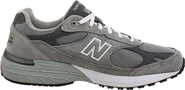 NEW BALANCE 992 Men's 11.5 B Grey Made in USA mesh cool 990 991 993 M992GL