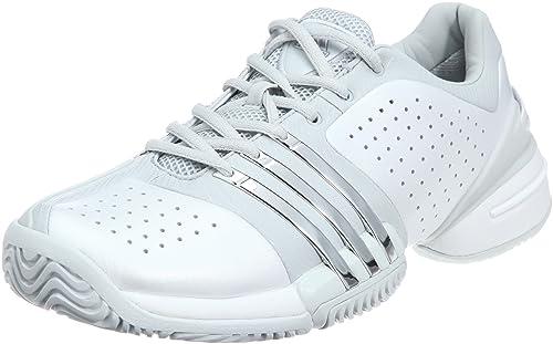 adidas Barricade ADILIBRILLA Tenis Para Mujer Blanco, 40 2/3