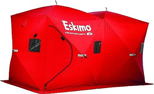 <span>Ice Fishing Shanty (Fishing Tent/Hub)</span> [Eskimo] Picture