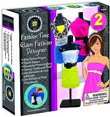 Fashion Time Glam Fashion Designer Amazon Fr Jeux Et Jouets