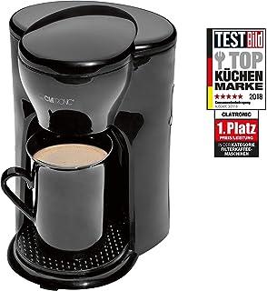 Team Kalorik TKG CM 1015 BR Cafetera automática para 1 café con ...