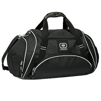 Ogio Crunch Duffle Bag (Black)  Amazon.in  Garden   Outdoors 72099ce8f07ee