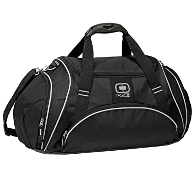 Ogio Crunch Duffle Bag Black