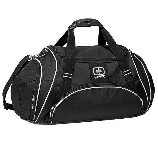 977c5ea8db Amazon.com  OGIO Crunch Duffle Bag (Black)  Clothing