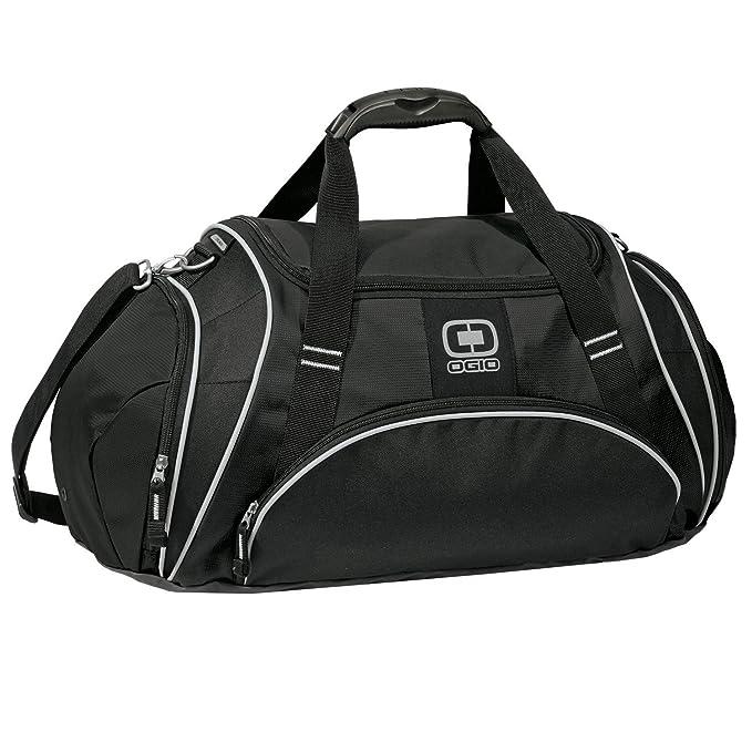 Amazon.com  OGIO Crunch Duffle Bag (Black)  Clothing f94f0190700a4