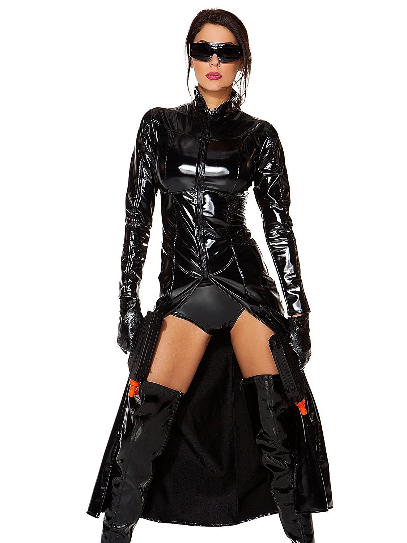 Forplay womens Reloaded Black Small/Medium 556527