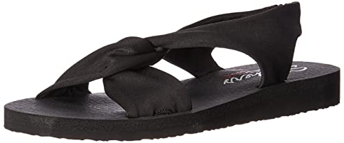 Skechers Womens Meditation-Summer Mist Flip-Flop