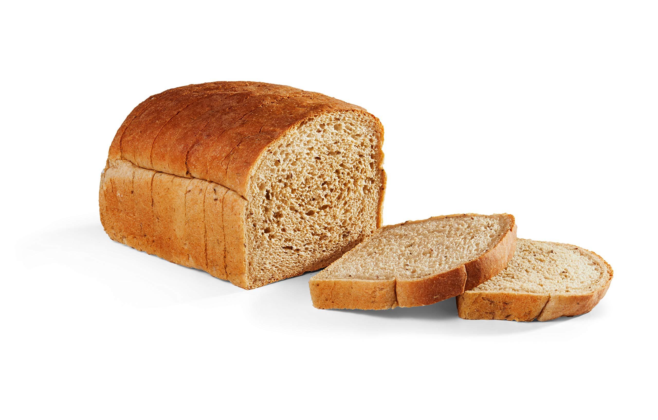 Klosterman Premium Rye Bread 24 oz Pack of 8