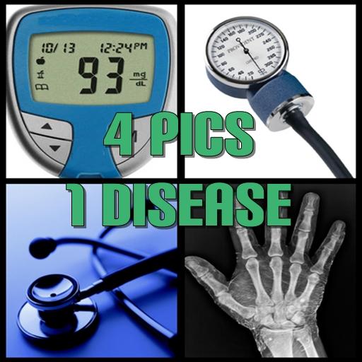 4 Pics 1 Disease