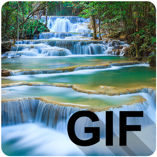 - Waterfall Live (GIF) Wallpapers