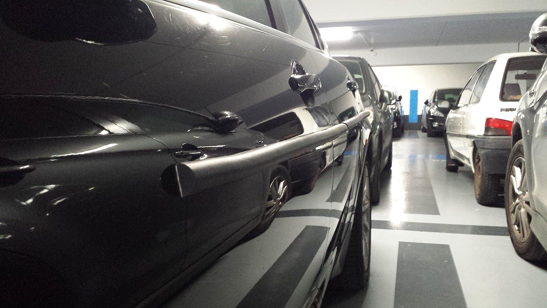 Cette protection de porti/ères est amovible et magn/étique Baguette magn/étique de 1m pour protection des porti/ères de voiture