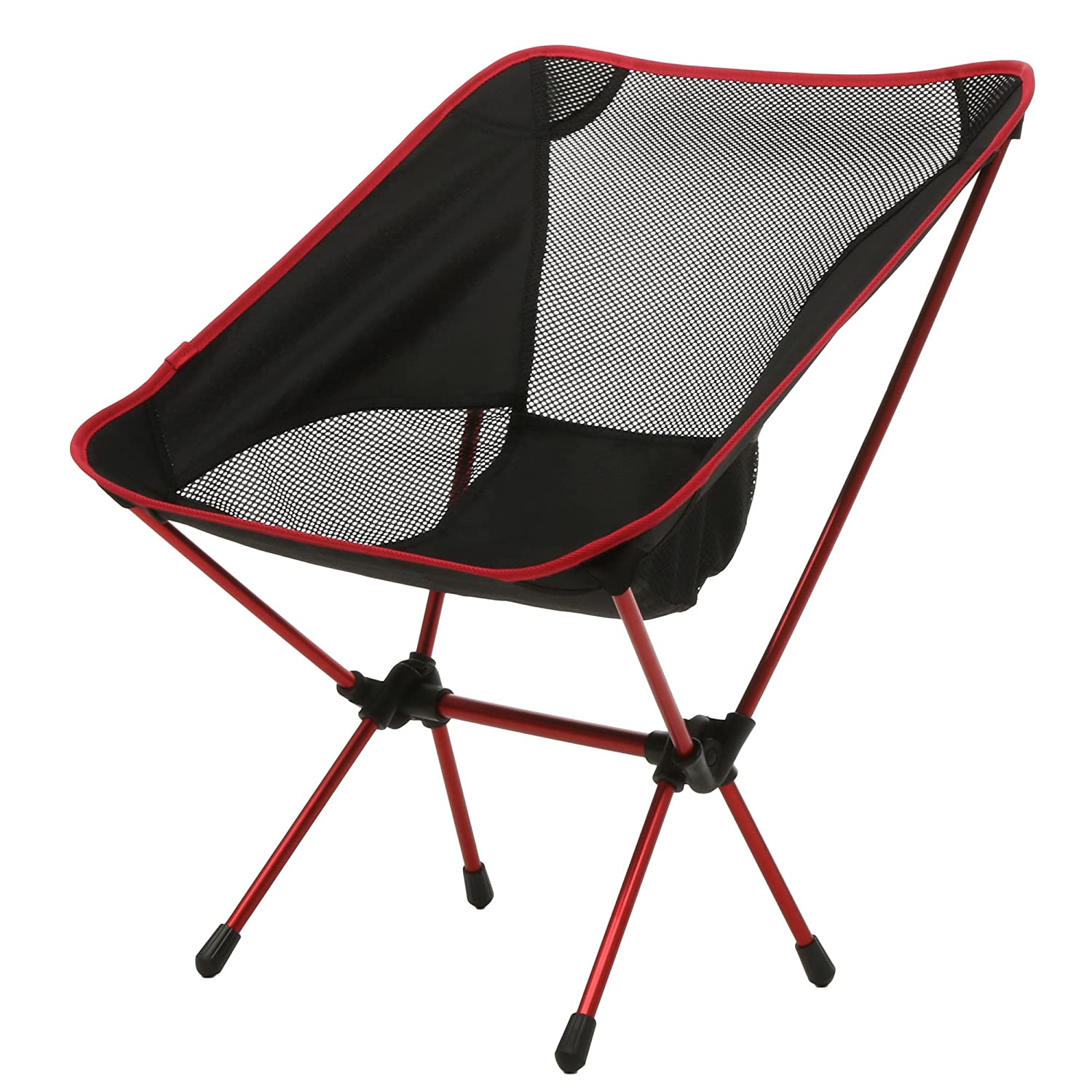 Ancheer Lightweight Portable Folding Ground Chair