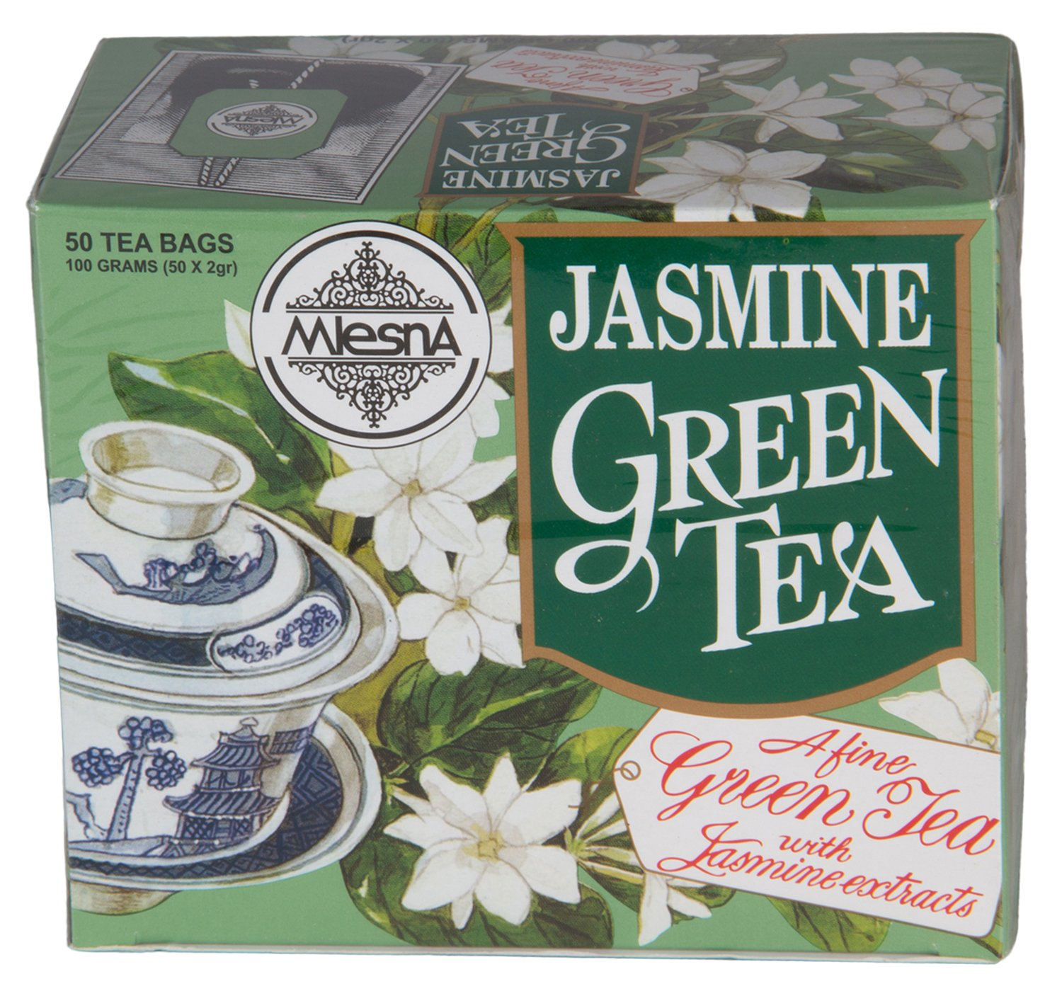 Mlesna flavoured green tea jasmine 100g amazon grocery mlesna flavoured green tea jasmine 100g amazon grocery gourmet foods izmirmasajfo