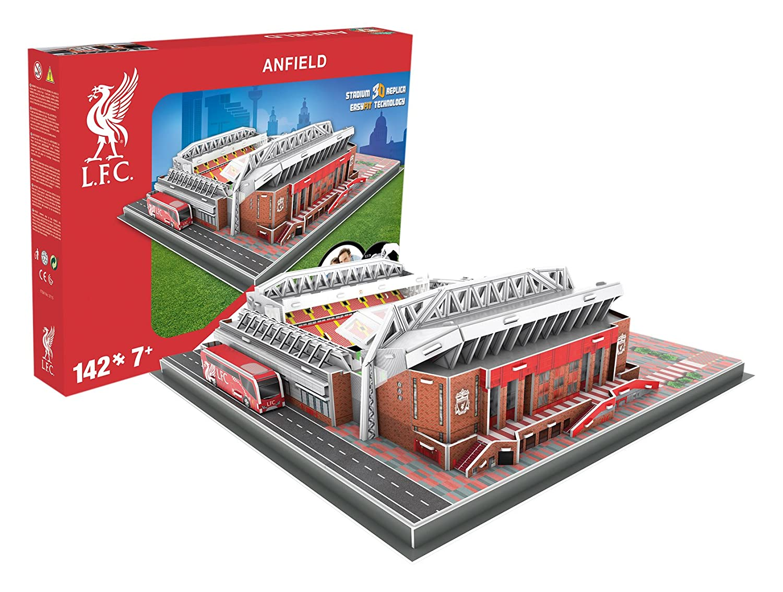 Paul Lamond 3875 Liverpool Fc Anfield Stadium 3D Puzzle Nanostad