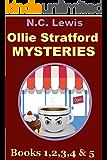 Ollie Stratford Cozy Mysteries: 5 Book Series: An Ollie Stratford Cozy Mystery