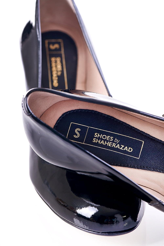schuhe by My Shaherazad Take My by Lead Damen Durchgängies Plateau Sandalen mit Keilabsatz e85209