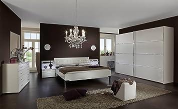 Wiemann Möbel amazon de wiemann schlafzimmer dubai 5 tlg m schwebetürenschrank
