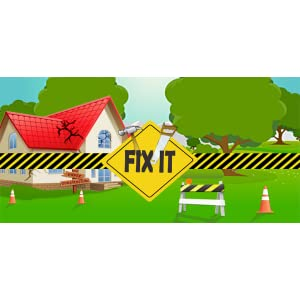 Fix It - Girls Fun House, Limpieza y reparación de juegos: Amazon.es: Appstore para Android