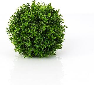 artplants–Sfera di Myrte Artificiale, strucutre in plastica, Ø 17cm–Topiaire Artificiale/Sfera Artificiale