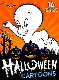 Amazon.com: Halloween Cartoons: 16 Cartoon Classics: Casper the ...