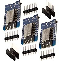 AZDelivery D1 Mini NodeMcu z ESP8266-12F Moduł WLAN CH340G Lua, kompatybilny z Arduino w tym e-book!
