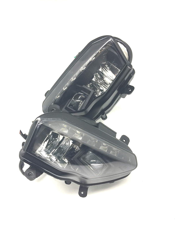 ヘッドライト LED 1it(ウォンイット)汎用 カスタマイズ 旧型イタルジェット 新型モンツァ適合 B07NMR4V9K