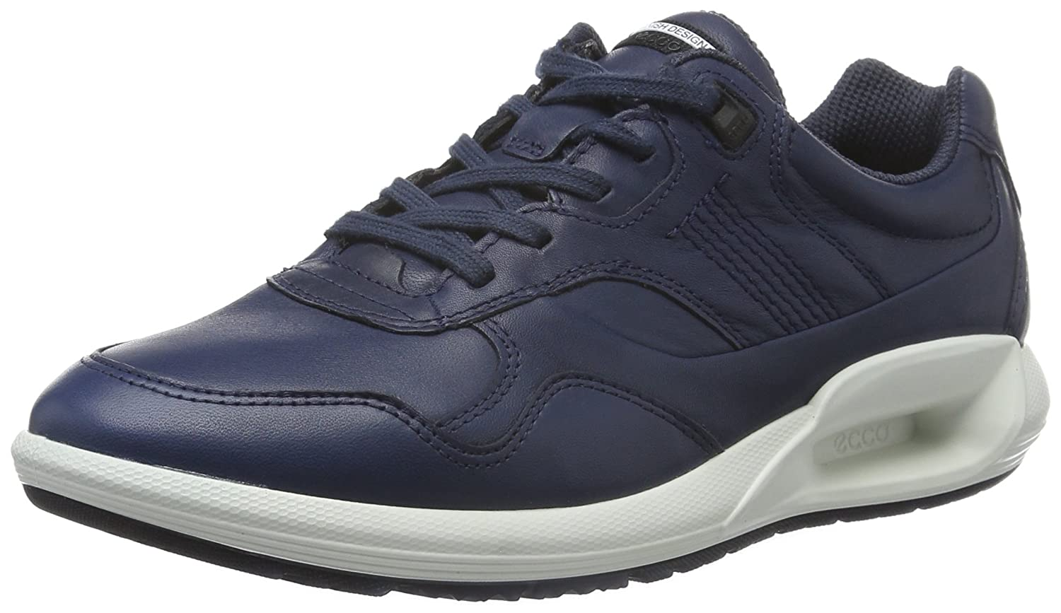Ecco Damen Cs16 Ladies Sneaker Blau (True Navy1048)