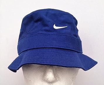 632fe618d2eb40 Nike Retro Adults Unisex Bucket Hat Royal Blue 571155 442 S M 54 - 56