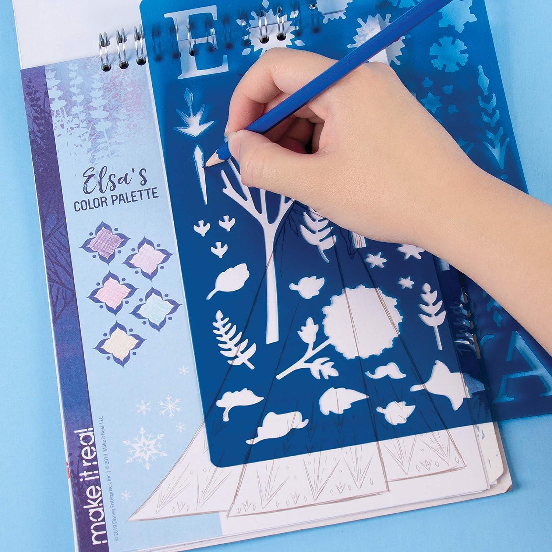 Frozen Elsa Sketchbook Dress