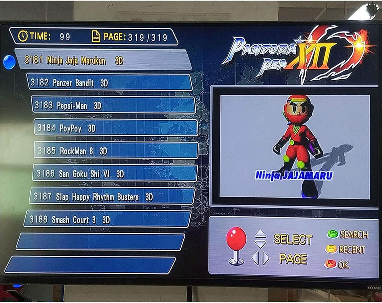 Amazon Com Stly Pandora Xii Box Arcade Console 1280x720 Full Hd