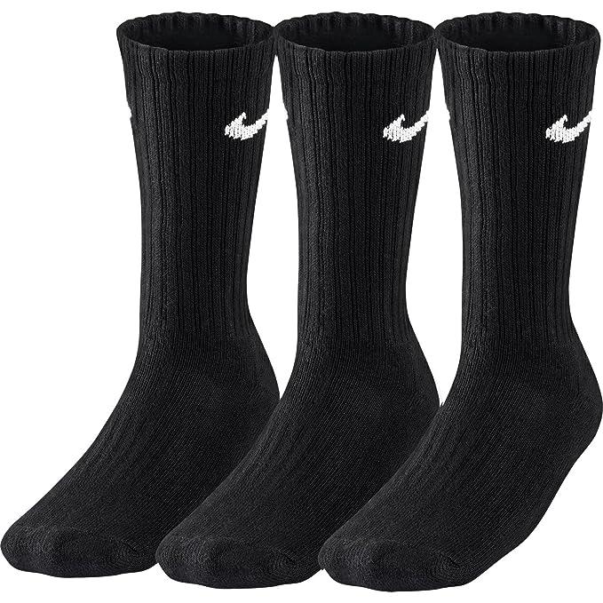 Nike - Calcetines de deporte - para hombre negro: Amazon.es: Ropa y accesorios