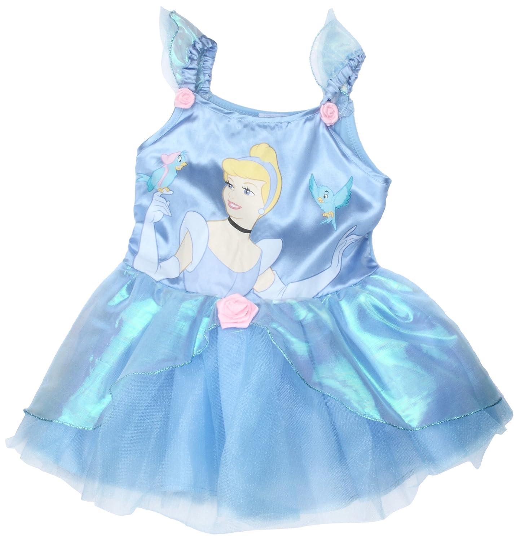 Disney I-884648INF - Disfraz infantil de bailarina Cenicienta (1-2 años), color azul: Amazon.es: Juguetes y juegos