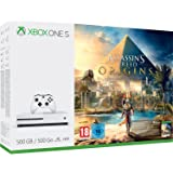 Microsoft Xbox One S 500GB Console (Free Game: Assassin Creed)
