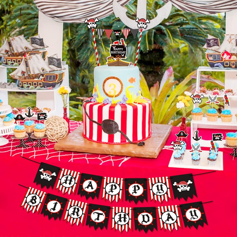 Amazon.com: Paquete de 70 kits de decoración para fiestas de ...