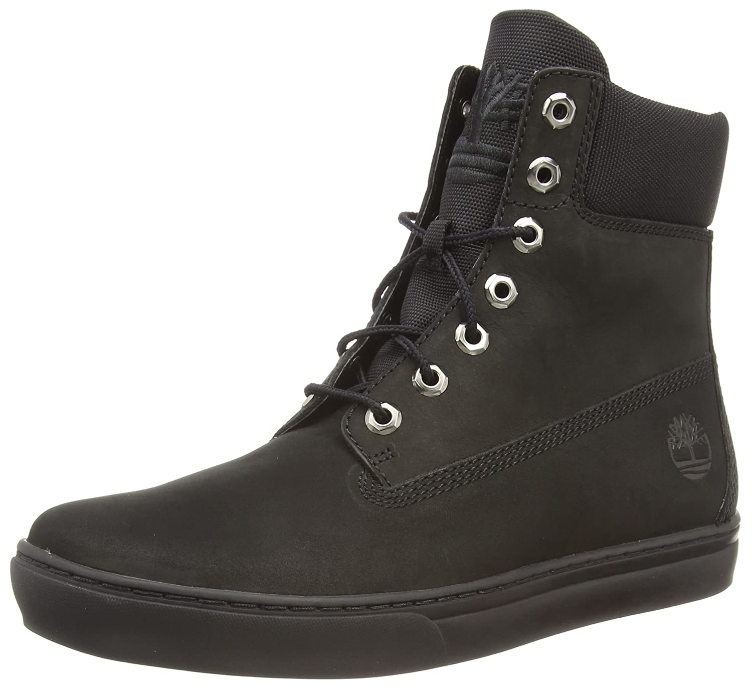 Timberland Newmarket Homme II 6 inch Cupsole, Bottes Homme Newmarket 41.5 EU|Noir (Cup Black) d13584