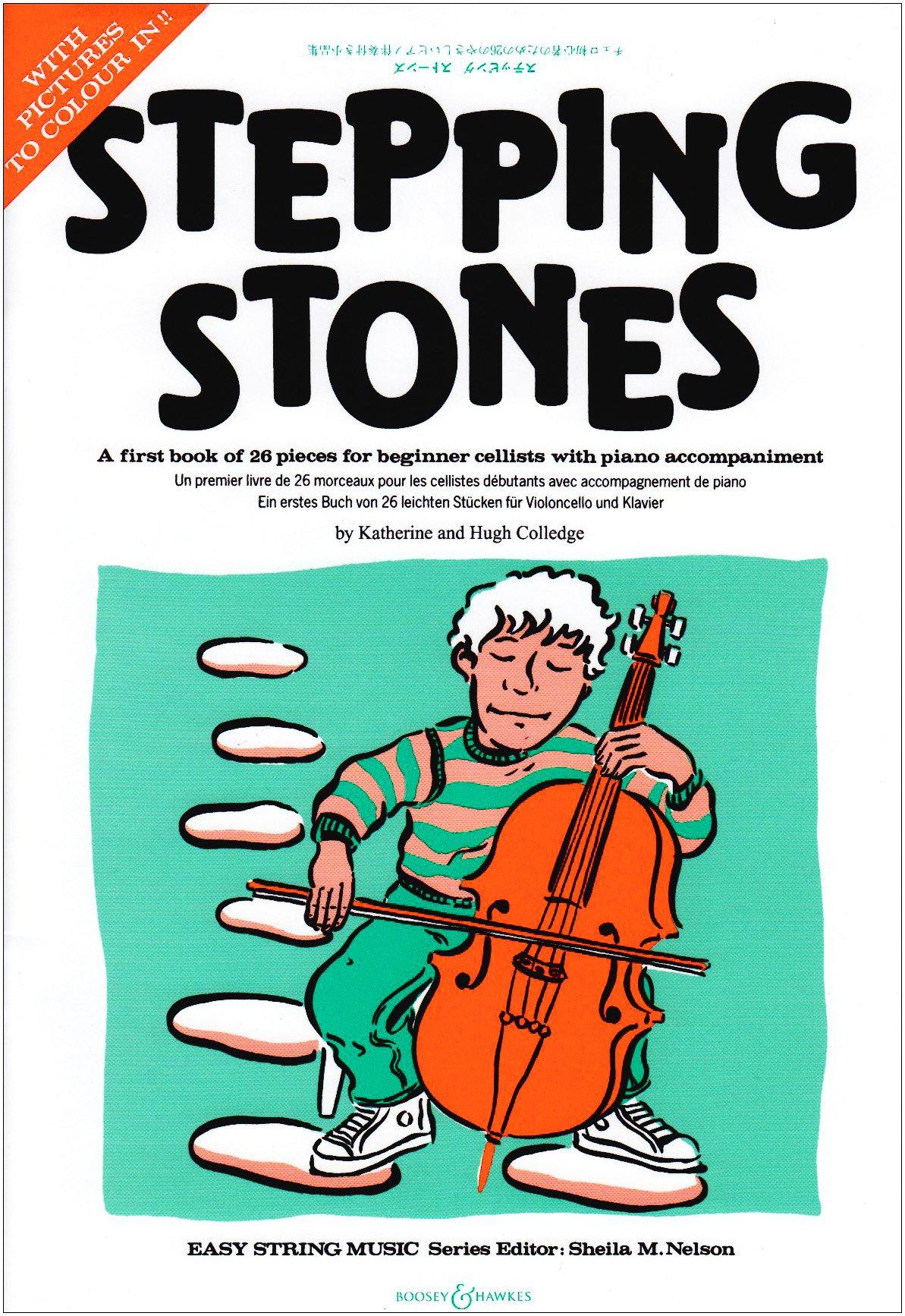 Stepping Stones. Violoncello, Klavier