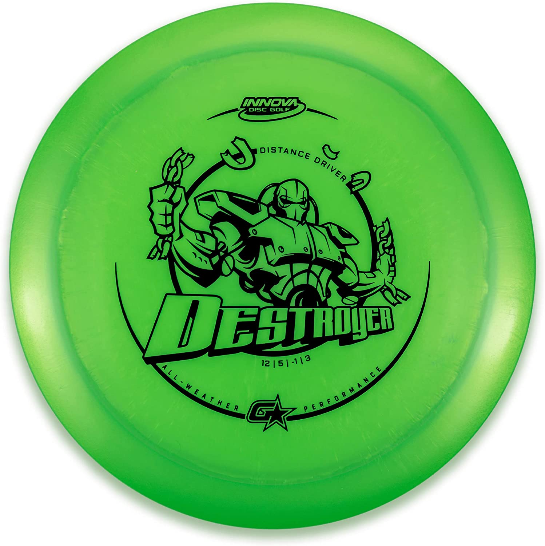 INNOVA GStar Destroyer Disc Golf Disc