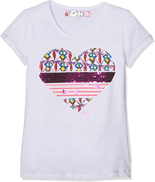 Desigual TS/_Hidalgo T-Shirt Fille