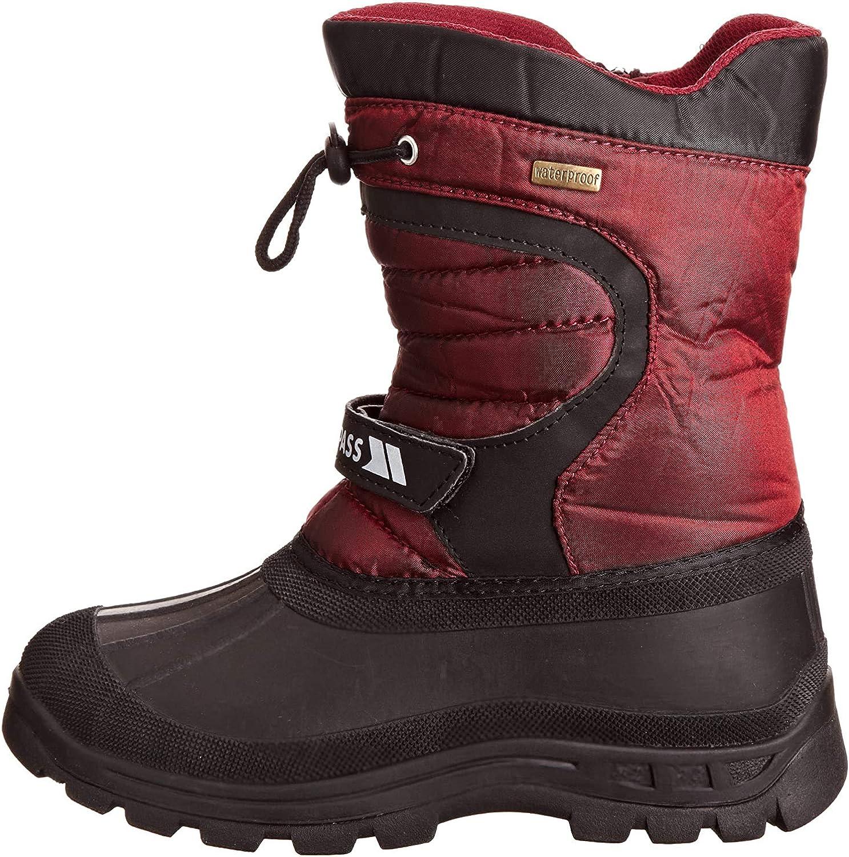 Trespass Kukun Kids Snow Boots for Boys