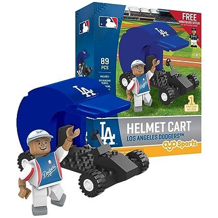 Amazon.com: Los Angeles Dodgers Oyo Sports juguetes casco ...