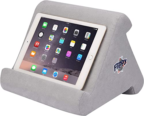 Flippy Multi-Angle Soft Pillow Lap Stand - Best Tablet Holders for Bed