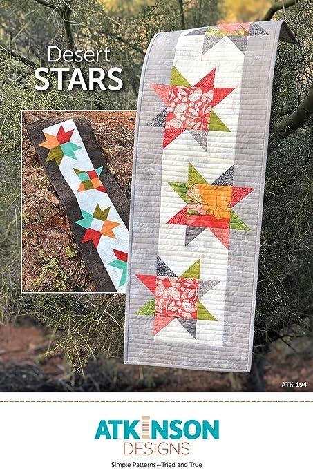 Atkinson Designs ATK-194 Desert Stars Pattern