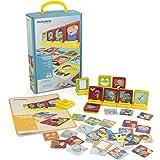 Miniland - Rutinas, juego educativo, multicolor (31944)