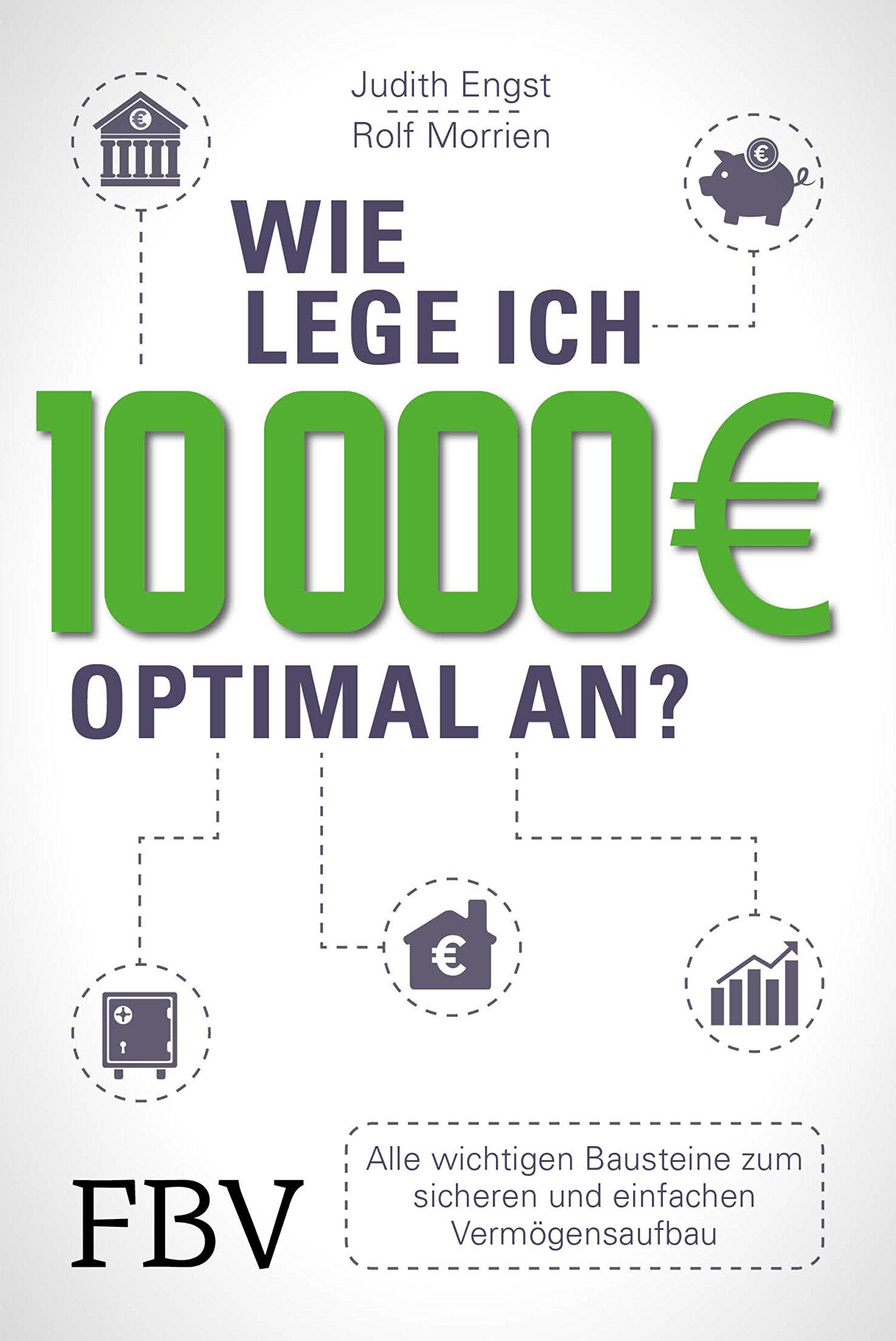 Wie Lege Ich 10000 Euro Optimal An   Alle Wichtigen Bausteine Zum Sicheren Und Einfachen Vermögensaufbau
