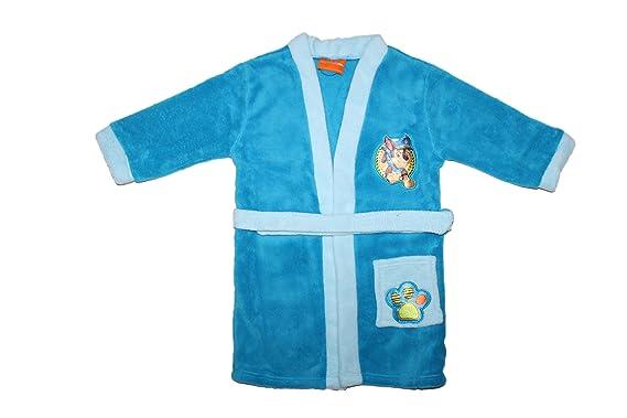 0e9ef61096caf Nickelodeon peignoir robe de chambre pat patrouille-bleu clair-garçon (4  ans)