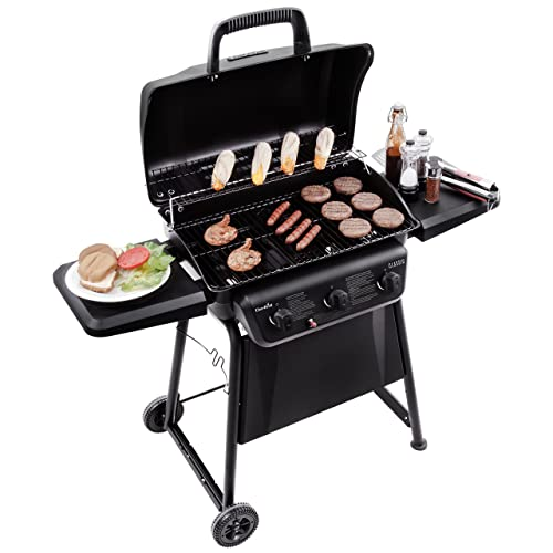 4. Char-Broil Classic 360 Gas Grill -The best overall gas grill under $200